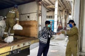 Gandeng Baznas, Jababeka Group Donasikan Sembako ke…
