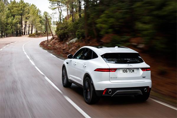 Jaguar E-Pace. - Jaguar Land Rover