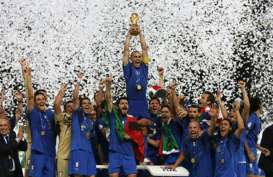 Skuad Italia Juara Piala Dunia 2006 Sumbang 4 Mobil Ambulans