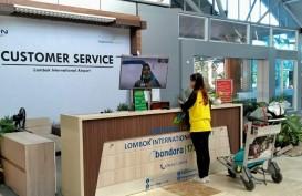 Penghentian Penerbangan, Bandara Lombok Siapkan Layanan Konsumen