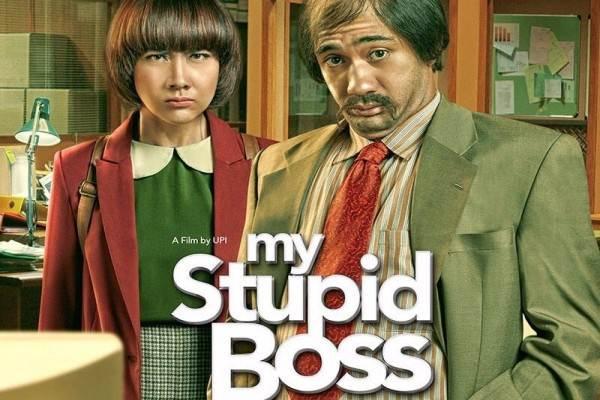 My stupid boss, salah satu film pilihan yang tayang di Netflix sepanjang Ramadan - Antara