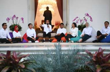 Andi Taufan Mundur dari Stafsus, Ini Respons Jokowi