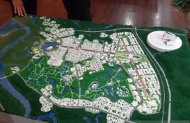 Proyek Bendungan di Lokasi Ibu Kota Baru Ditunda