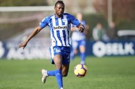 Bintang Ghana Patrick Twumasi Incaran Klub-klub Eropa