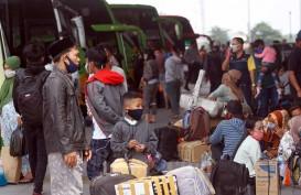Sebelum Larangan Mudik Berlaku, Sekitar 8 Ribu Orang Keluar dari Jakarta