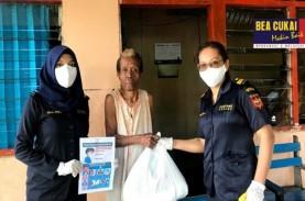 Aksi Sosial Di Tengah Pandemi, Bea Cukai Jayapura…