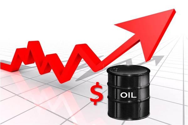 Harga minyak naik - Ilustrasi