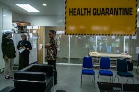 Bandara Ahmad Yani Hentikan Layanan Penerbangan Penumpang…