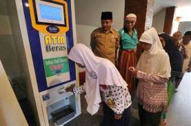 ATM Beras Sikomandan Berfokus Operasional di Jabodetabek