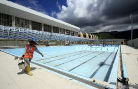 PON XX Papua Diundur, Waktu Pelaksanaan Pekerjaan Venue Diperpanjang