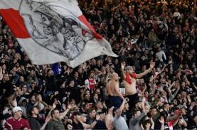 Liga Belanda Resmi Dihentikan, Ajax Batal Juara Eredivisie
