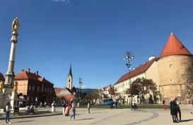 Menikmati Split, Kota Tua di Kroasia yang Jadi Warisan Dunia