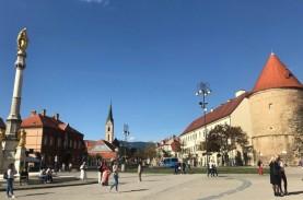 Menikmati Split, Kota Tua di Kroasia yang Jadi Warisan…