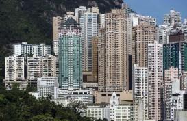 Corona Halangi Kebangkitan Bisnis Properti di Hong Kong