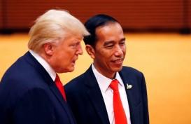 Jokowi, Donald Trump, dan Riset Cuaca Panas Pembasmi Corona