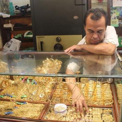 Penjualan Emas Di Banda Aceh Naik Drastis