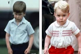 Mengenal 8 Cicit Ratu Elizabeth