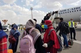 Hari Ini 75 WNI Stranded di Mesir Dijadwalkan Tiba…
