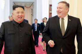 Pakar Pertahanan : Kematian Kim Jong Un Bisa Picu…
