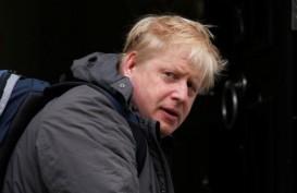 Sembuh dari Corona, PM Inggris Boris Johnson Kembali 'Ngantor' Senin