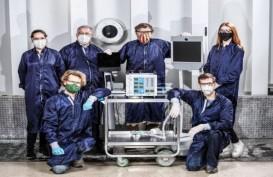 NASA Akan Buat Ventilator untuk Perangi Covid-19