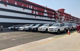 Toyota Melanjutkan Produksi Suku Cadang dan Ekspor