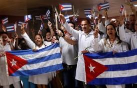 Tim Medis Kuba Bantu Atasi Covid-19 di Afrika Selatan