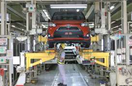 Kuartal I, Pabrik Mobil Tingkatkan Produksi 4,2% Sebelum PSBB