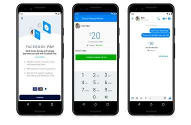 OVO, Linkaja dan Gopay Siap Gandeng Facebook Pay