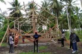 Bedah Rumah di Sulawesi Barat Ditargetkan 3.500 Unit