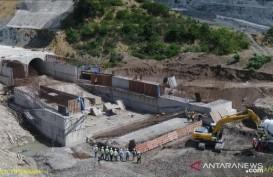 Pembangunan Bendungan Temef Paket 1 Capai 37,5 Persen