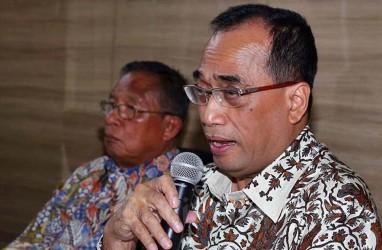 Rapat Perdana dengan Jokowi, Menteri Budi Karya: Saya Kangen Sekali