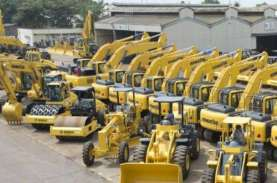 Penurunan Harga Komoditas Gerus Penjualan United Tractors…