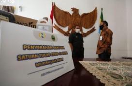 PTPN VIII Ikut Andil Penanganan Covid-19 di Kota Bandung