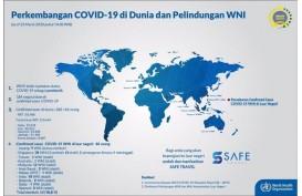 Total Pasien Positif Covid-19 di Seluruh Dunia Hampir 3 Juta