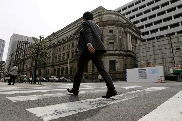 Bank of Japan - REUTERS