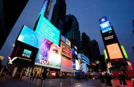 Pasien Covid-19 di Wuhan Nol dan New York Siap Buka Kegiatan Bisnis
