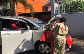 Bengkel Kalla Toyota Terima Layanan Darurat Selama PSBB Makassar