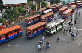 Angkutan Umum DKI Berharap Diselamatkan Pemerintah dari Pandemi