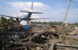Perairan Indonesia Punya Potensi Tsunami Cukup Besar