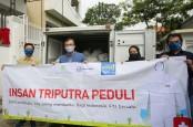 Triputra Agro Persada Serahkan 3.000 Paket Sembako ke Gerakan #BagiAsa