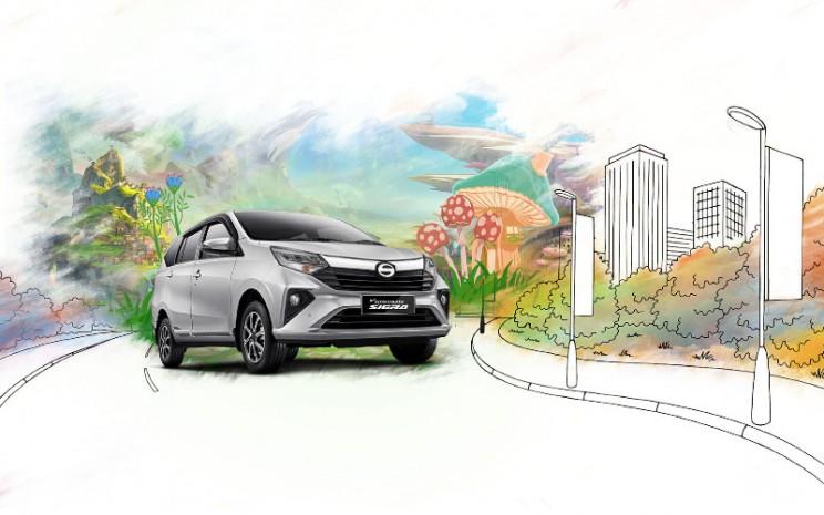 Design eksterior yang stylish dan elegan, menjadikan New Astra Daihatsu Sigra menjadi MPV 7/seater yang lebih berkelas untuk melengkapi gaya berkendara masa kini. /Daihatsu