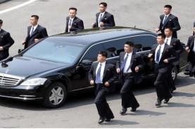 Wah, Ada Toilet Rahasia di Mobil Kim Jong-un
