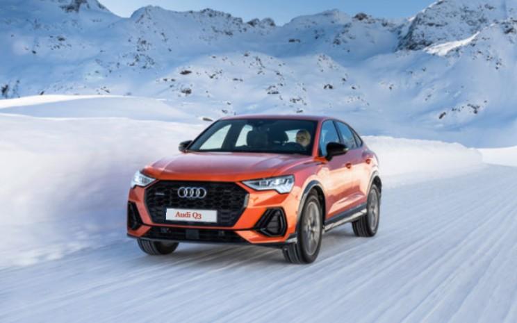 All new Audi Q3 semakin sportif dibandingkan pendahulunya. /Audi