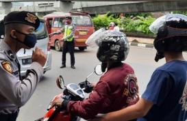 PSBB Jakarta: Angka Kecelakaan Lalu Lintas di Jaksel Menurun, Tapi...