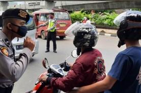PSBB Jakarta: Angka Kecelakaan Lalu Lintas di Jaksel…