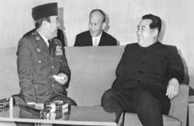 Angrek Kimilsungia, Romantika Soekarno dengan Kakek Kim Jong-un