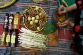 Gaduh Jamu Indonesia vs Herbal China untuk Tangani…