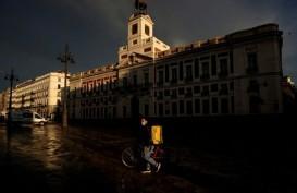 Kasus Covid-19 & Kematian di Spanyol Turun, Lockdown Diperlonggar