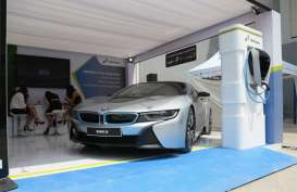 BMW Kuasai Pasar Mobil Listrik Global 7%, Tesla Memimpin